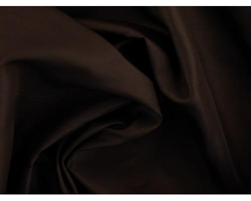 Two ToneTaffeta Fabric - Black