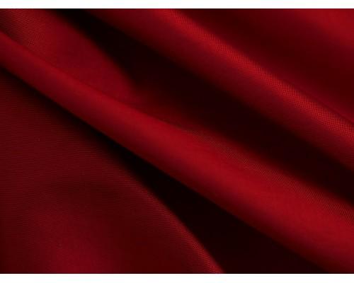Two Tone Taffeta Fabric - Cardinal Red