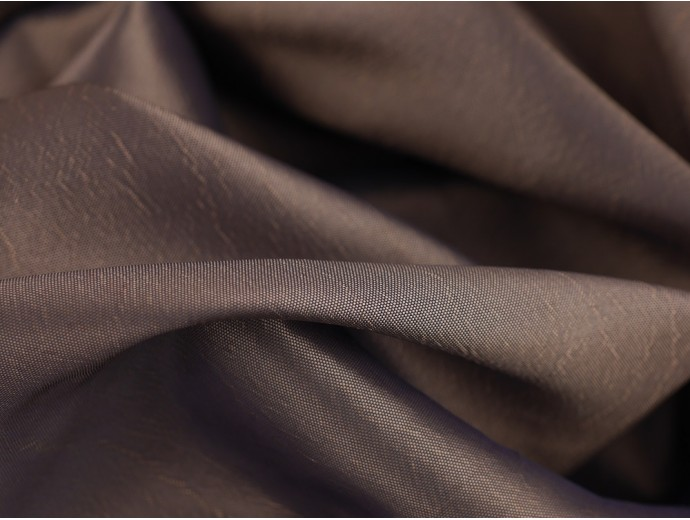 Two Tone Taffeta Fabric - Champagne