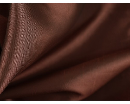 Two ToneTaffeta Fabric - Copper Pink