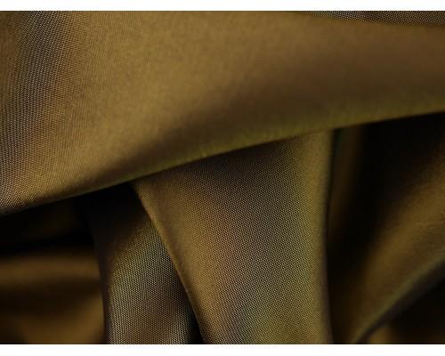 Two ToneTaffeta Fabric - Deep Lime