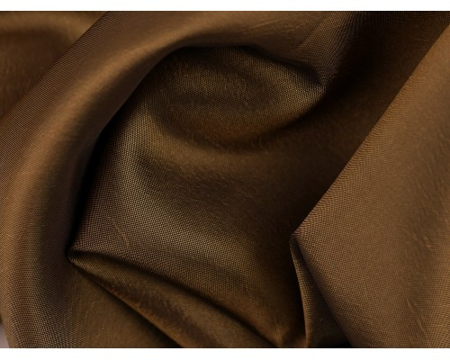 Two Tone Taffeta Fabric - Gold