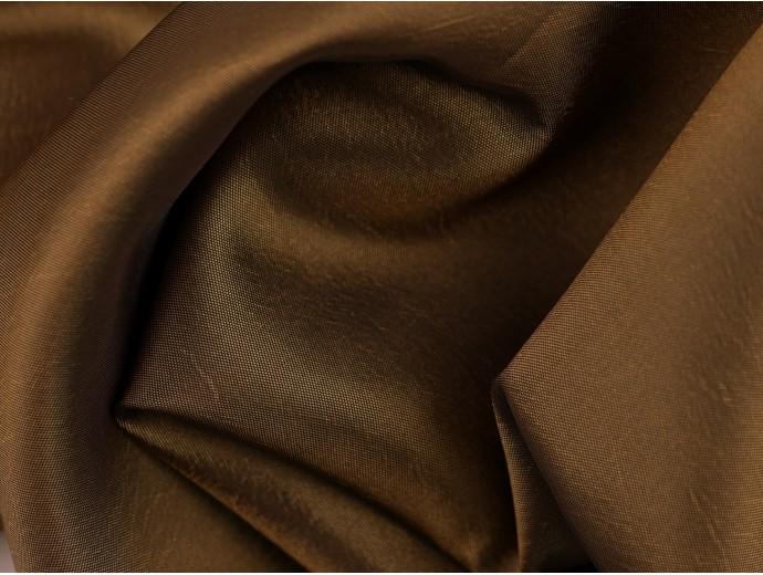 Two Tone Taffeta Fabric - Gold