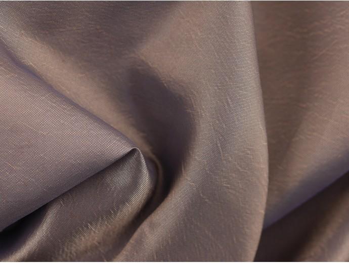 Two Tone Taffeta Fabric - Silver