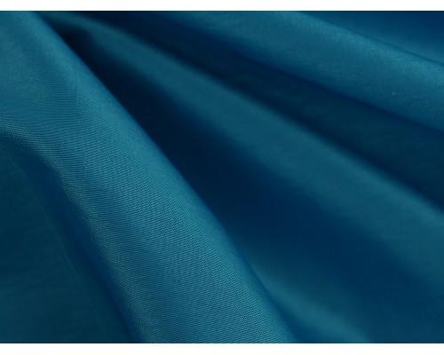 Two ToneTaffeta Fabric - Turquoise