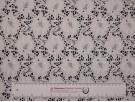 Lace Fabric - White