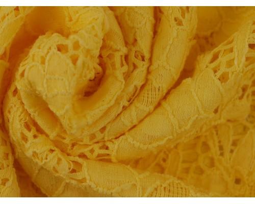 Lace Fabric - Primrose