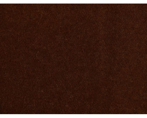 Woven Wool Coating Fabric - Coffee