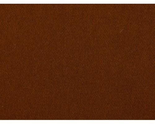 Woven Wool Coating Fabric - Dark Camel