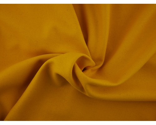 Woven Wool Coating Fabric - Mimosa