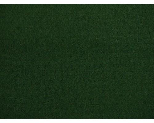 Woven Wool Coating Fabric - Evergreen