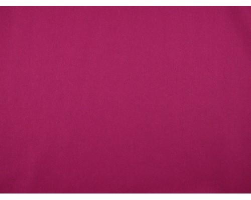 Woven Wool Coating Fabric - Fuchsia