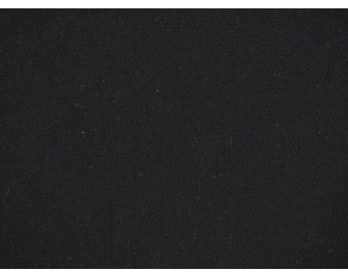 Double Jersey Interlock Fabric - Black