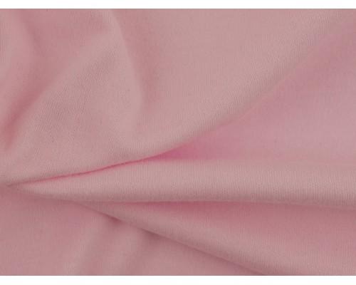 Double Jersey Interlock Fabric - Pink