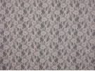 Lace Fabric - Cream