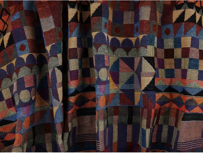 Tapestry Fabric - Geometric