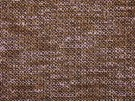 Woven Jacquard Fabric - Taupe and Pink