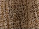 Woven Jacquard Fabric - Oatmeal