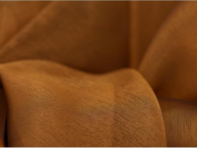 Crystal Organza Fabric - Gold