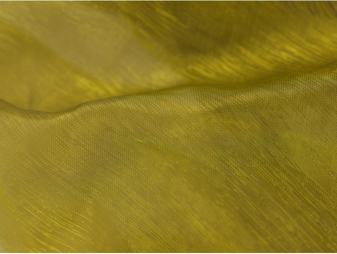 Crystal Organza Fabric - Green