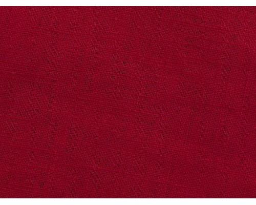 Linen Fabric - Cerise