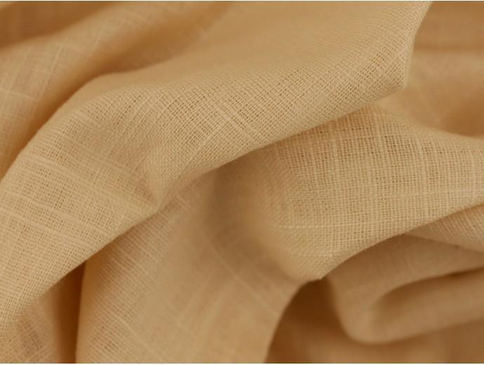 Linen Fabric - Cream