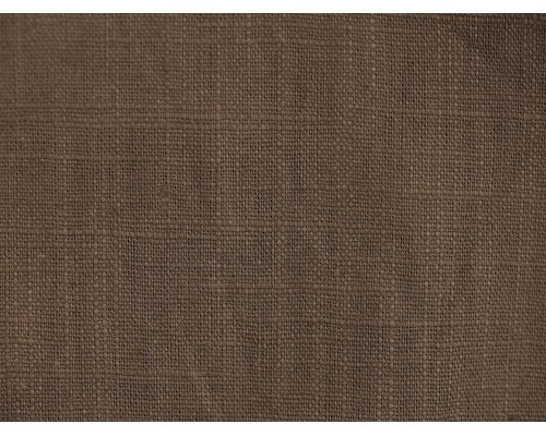 Linen Fabric - Dark Grey