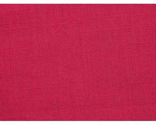 Linen Fabric - Fuchsia