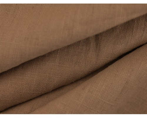 Linen Fabric - Grey