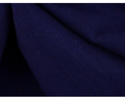 Linen Fabric - Indigo