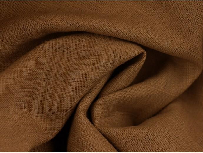Linen Fabric - Mushroom