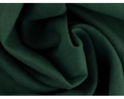 Linen Fabric - Petrol