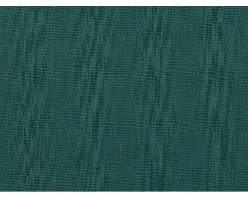 Linen Fabric - Teal