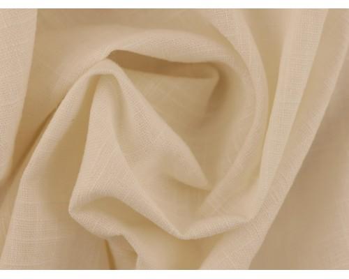 Linen Fabric - White