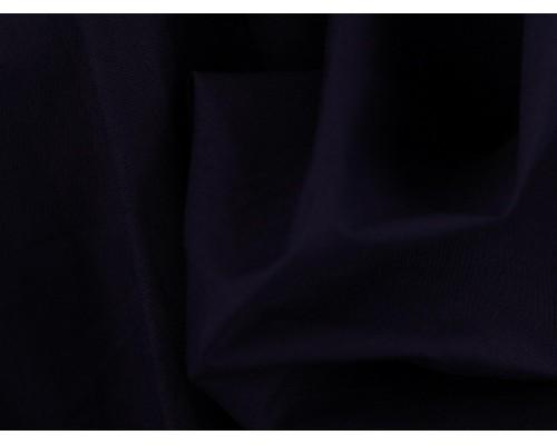 Poplin Fabric - Navy
