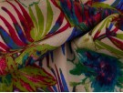 Panama Viscose Fabric - Holiday