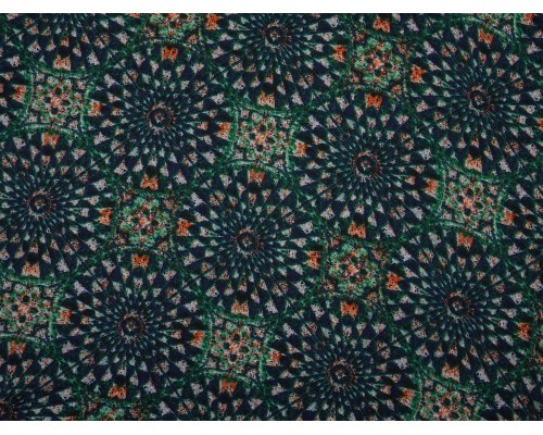 Panama Viscose Fabric - Eastern