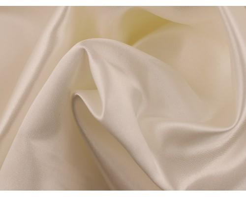 Duchess Satin Fabric - Ivory