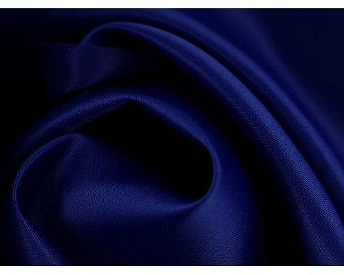 Duchess Satin Fabric - Royal