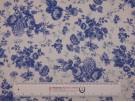 Printed Cotton Lawn Fabric - Rebecca