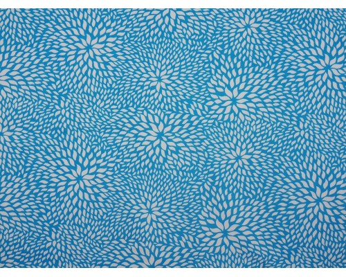 Printed Cotton Poplin Fabric - Kim