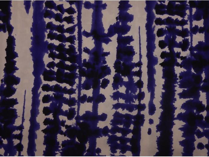 Panama Viscose Fabric - Malibu