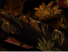 Chinese Design Jacquard Fabric - Black Exotic