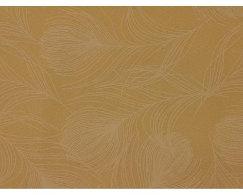 Printed Cotton Poplin Fabric -  Feathers