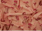 Printed Cotton Poplin Fabric -  Boudoir