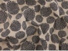 Canvas Fabric - Chrysanthamums