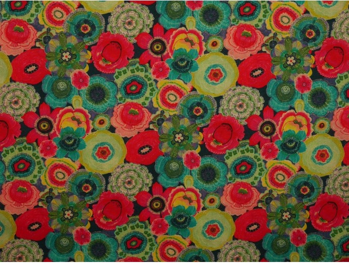 Woven Cotton Fabric - Baya