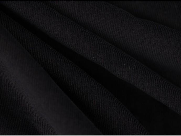 Needlecord Fabric - Navy