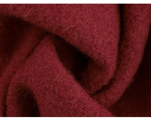 Pure Boiled Wool - Dusty Pink