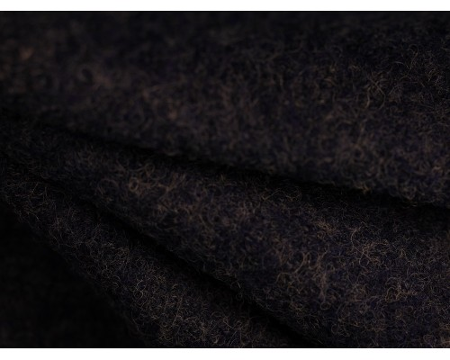 Pure Boiled Wool - Indigo